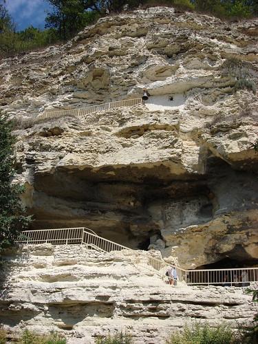 Aladzha rock monastery