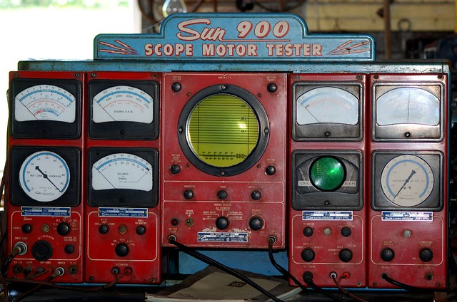 Sun 900 Scope Motor Tester Flickr Photo Sharing