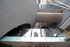 NYC - Manhattan - American Museum of Natural History - Rose Center for Earth and Space - Hayden Planetarium