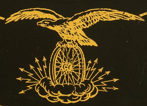 Adler decal