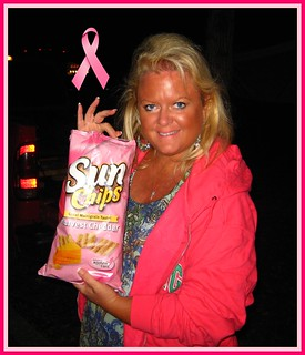 Chips for the cure!
