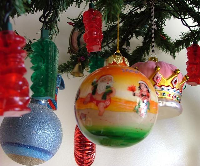 Hawaiian Christmas Ornaments Flickr Photo Sharing