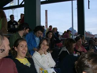 WXDU goes to a Durham Bulls game 6/14/07