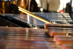carillon(0.0), piano(0.0), string instrument(0.0), percussion(1.0), art(1.0), vibraphone(1.0), marimba(1.0), xylophone(1.0), folk instrument(1.0),