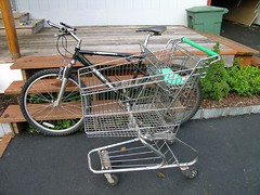 cart(0.0), wheel(1.0), vehicle(1.0), sports equipment(1.0), land vehicle(1.0), shopping cart(1.0), bicycle(1.0),