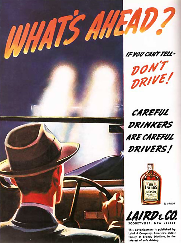 ... careful drinking drivers