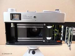 """Achat du jour : appareil photo CANON """" Canonet QL 25 """""""