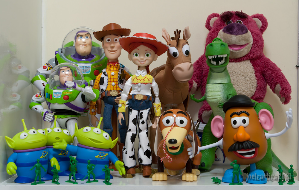 Thinkway Toy Story Collection - Page 174