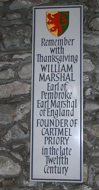 Remember With Thanksgiving William Marshal Earl
