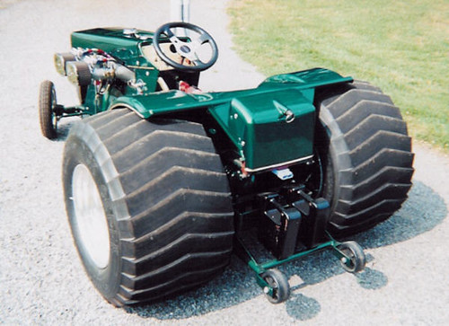 Douglas Garden Tractor Pulling Wheels : Sassy super modified flickr photo sharing