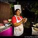 Pupusa cook, Tonacatepeque, El Salvador