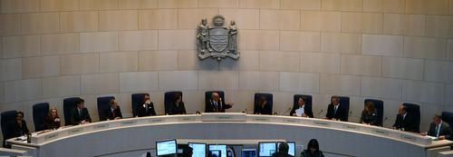 Edmonton City Council Swearing in Ceremony