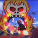 Flaming Skull: ModNation Racers