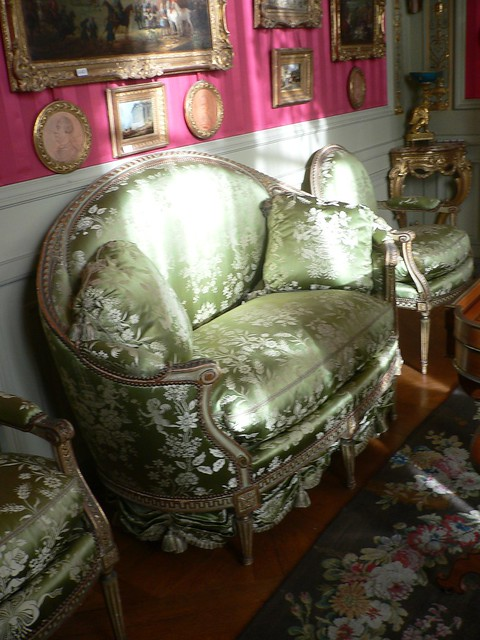 Fauteuil divan flickr photo sharing for Fauteuil divan