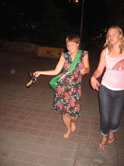 Dancing Barefoot Flickr Photo Sharing
