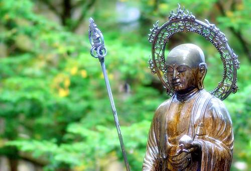 高野山 奧の院地藏菩薩 Ksitigarbha Bodhisattva @ Okunion (Mausoleum of Kôbô Daishi)