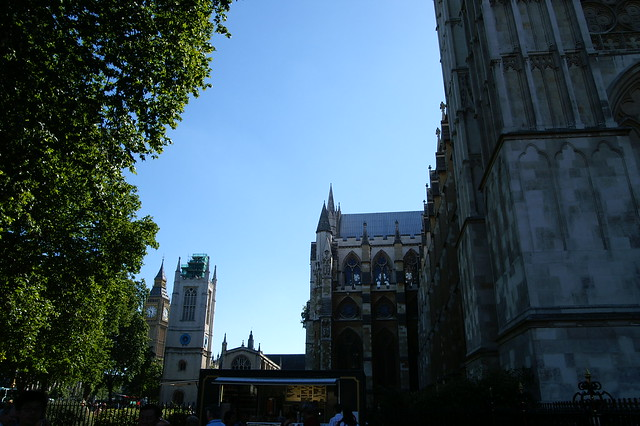 Photo:Westminster Abbey & St. Margaret's Church By Hyougushi