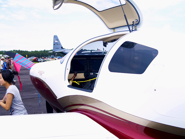cessna 400 performance