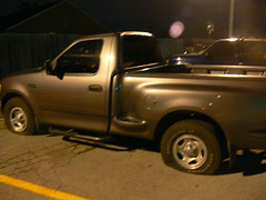 automobile, automotive exterior, pickup truck, ford lightning, vehicle, truck, land vehicle,