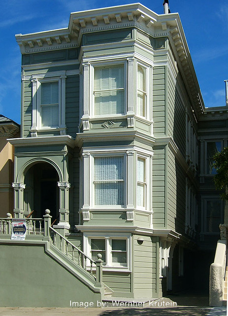 Victorian homes of san francisco a gallery on flickr for San francisco victorian houses