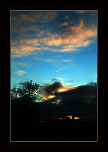sky clouds sunrise asturias nubes puestadesol cielos oviedo ocaso asturies teverga teberga teixeu