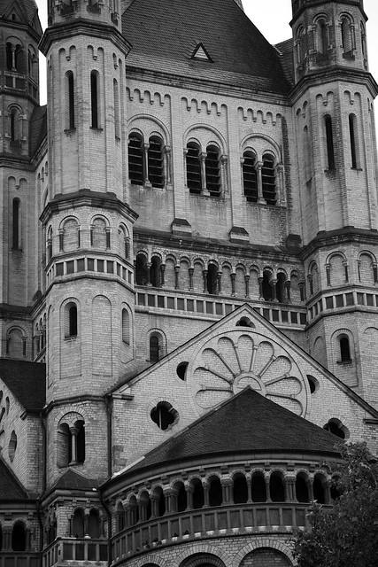 Kirche Gross St Martin