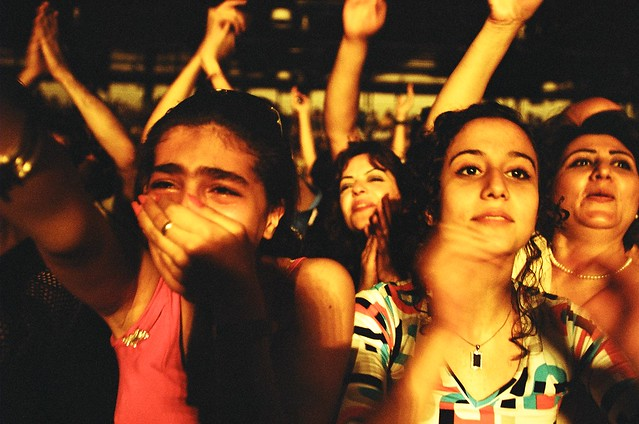 Dubai concert