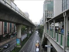 metropolitan area, vehicle, transport, lane, overpass,