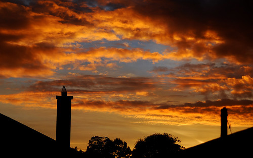 autumn ireland sky cloud fall night clouds sunrise cloudy cork corkcity mickdunne