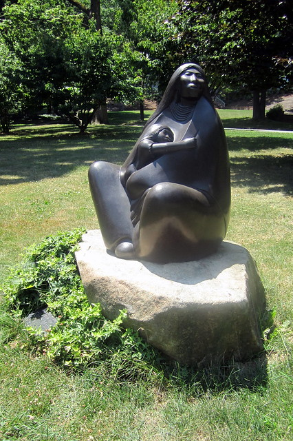 NJ - Montclair: Montclair Art Museum - Earth Mother