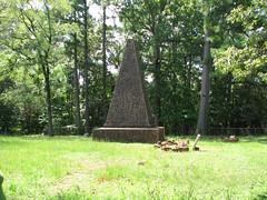 Killough Massacre Monument wide