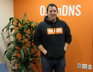 David Ulevitch of OpenDNS
