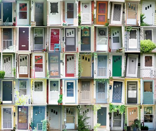 50 Doors in Crestview by David Erwin, on Flickr