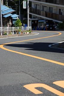 Kuva 地蔵. japan s yokohama curve 横浜 地蔵坂