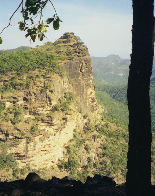 Pachmarhi India  city photos : Pachmarhi, Madhya Pradesh, India | The Mahadeo Hills and for ...