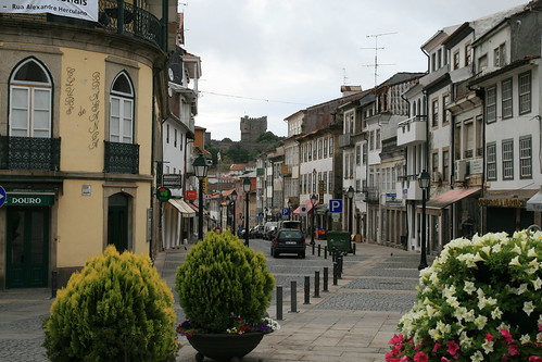Image result for city within the castle of braganca