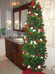 bath tree