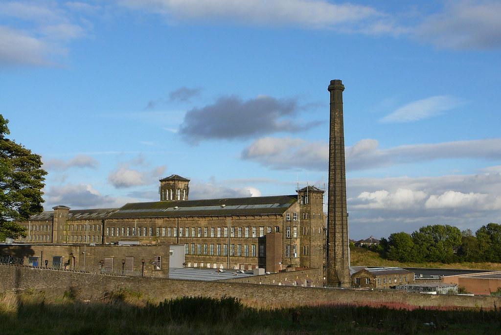 Black Dyke Mills, Queensbury