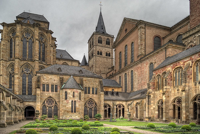 Cathedral of Trier HDR