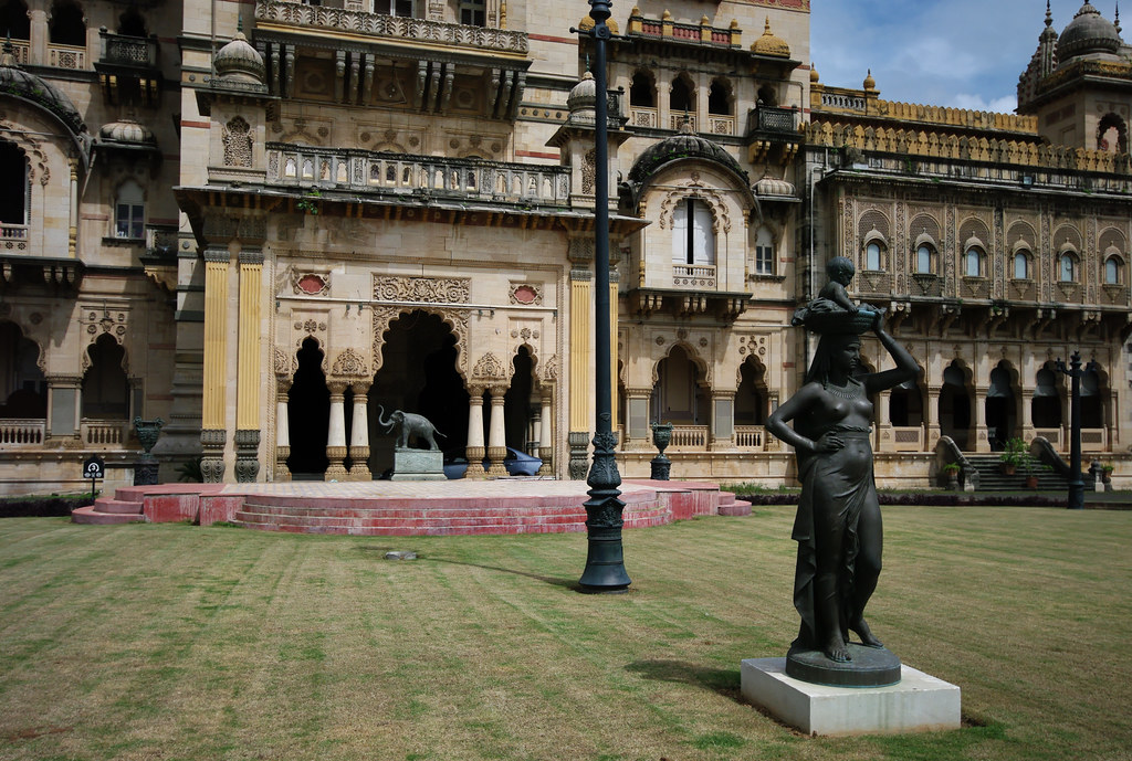 Laxmi Vilas Palace, Vadadora (Baroda) - India