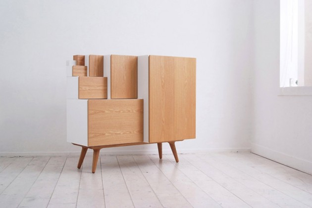 Credenza/Highboy by AN Furniture (South Korea)