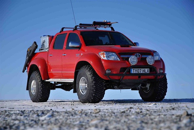 Arctic Trucks Top Gear