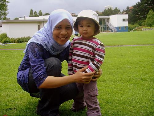 Ain and Zubaidah