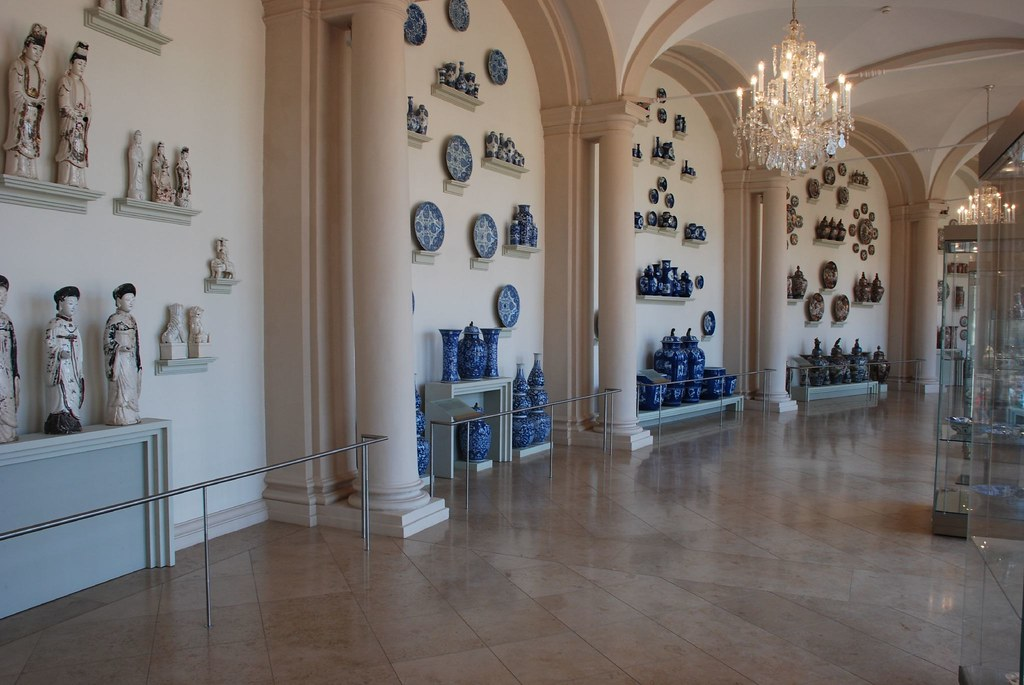 Dresden Porcelain museum