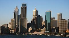 Circular Quay and Sydney City