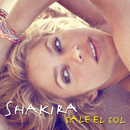 Shakira: Sale El Sol