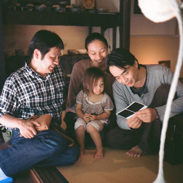 直島のステキなfamily。