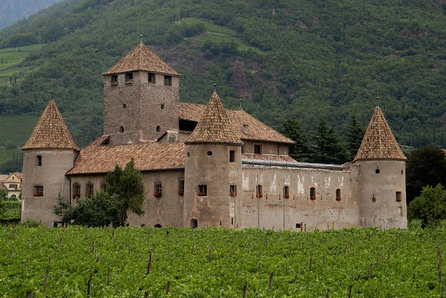 Mareccio Castle - Bolzano, Italy | Mareccio Castle ...