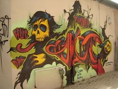 murals, street art and graffiti