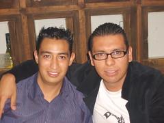 Erick y Luis